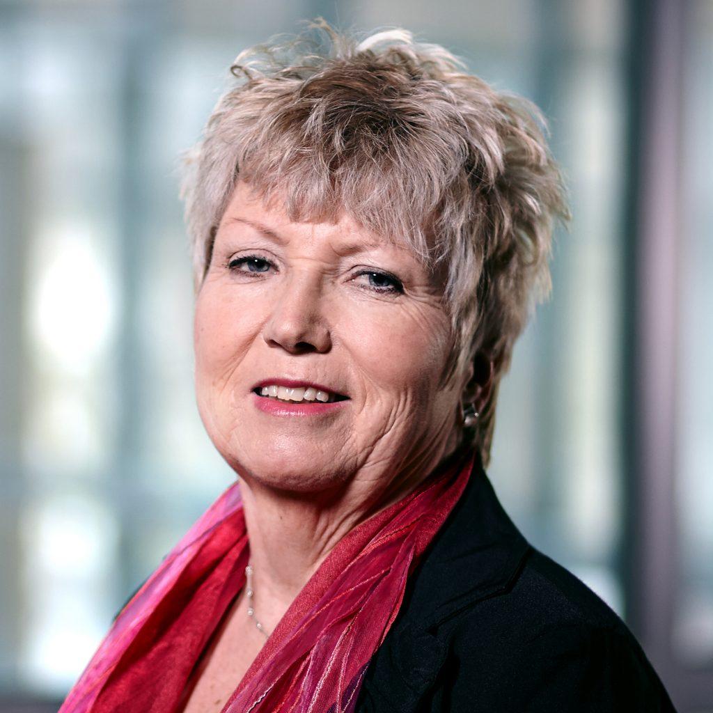 Portraitfoto Christiane Bornmann