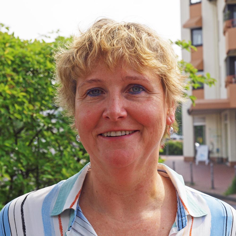 Portraitfoto Katharina Behnke