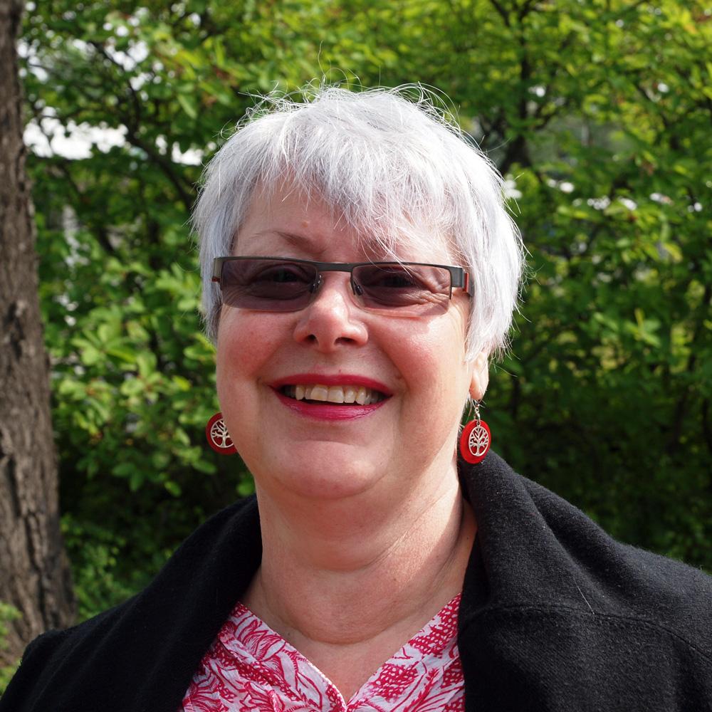 Portraitfoto Claudia Leroff